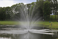 Water feature on the 17th fairway during Round 4 of the Connacht Stroke Play Championship 2019 at Portumna Golf Club, Portumna, Co. Galway, Ireland. 09/06/19<br /> <br /> Picture: Thos Caffrey / Golffile<br /> <br /> All photos usage must carry mandatory copyright credit (© Golffile | Thos Caffrey)