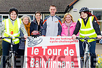It's time again for the annual Le tour de Ballyfinnane which was officially launched last week and takes place on April 8th. <br /> l-r Adah MacEntee, Mary Dennehy, Marie Edwards, Joe O'Connor (Nisus), Claire O'Connor and Beth Quirke.