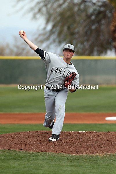 Grant Kukuk - 2014 College of Southern Idaho Eagles (Bill Mitchell)