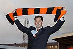 Jackie McNamara, new manager at Dundee Utd
