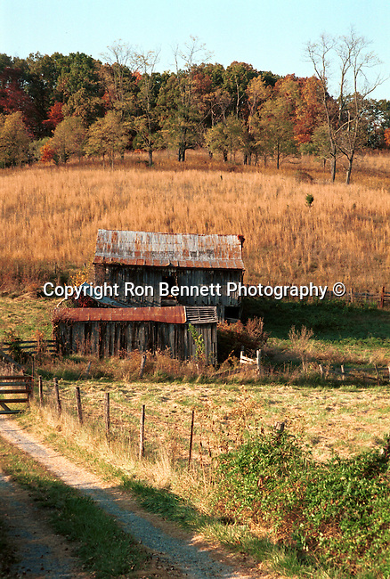 Old Virginia barn in field Commonwealth of Virginia, Fine Art Photography by Ron Bennett, Fine Art, Fine Art photography, Art Photography, Copyright RonBennettPhotography.com ©