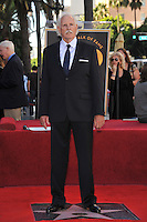 Bruce Dern on Hollywood Boulevard where, together with his ex-wife Diane Ladd and daughter Laura Dern, each were honored with a star on the Hollywood Walk of Fame. This was the first time in history that three stars from the same Hollywood family dynasty of actors was honored at the same time..The Hollywood Walk of Fame is celebrating its 50th anniversary this month..November 1, 2010  Los Angeles, CA.Picture: Paul Smith / Featureflash