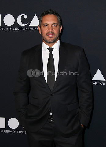 LOS ANGELES, CA - MAY 14: Mauricio Umansky arrives at the MOCA Gala 2016 at The Geffen Contemporary at MOCA on May 14, 2016 in Los Angeles, California. Credit: Parisa/MediaPunch.