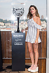 Dulceida presents 'Bulldog London Dry Gin' new glasses at the ME Hotel on June 21, 2017 in Madrid, Spain.(ALTERPHOTOS/Rodrigo Jimenez)