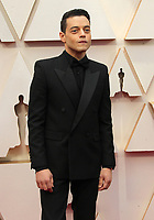 09 February 2020 - Hollywood, California - Rami Malek. 92nd Annual Academy Awards presented by the Academy of Motion Picture Arts and Sciences held at Hollywood & Highland Center. Photo Credit: AdMedia