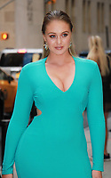 NEW YORK, NY - SEPTEMBER 8: Iskra Lawren arriving to the Daily Front Row Fashion Awards at Four Seasons NY Downtown in New York City on September 8,  2017. <br /> CAP/MPI/RW<br /> &copy;RW/MPI/Capital Pictures