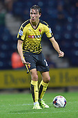 25/08/2015 Capital One Cup, Second Round Preston North End v Watford<br /> Steven Berghuis