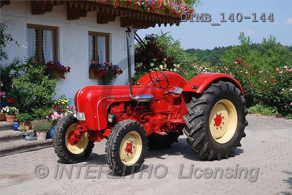 Gerhard, MASCULIN, tractors, photos(DTMB140-144,#M#) Traktoren, tractores