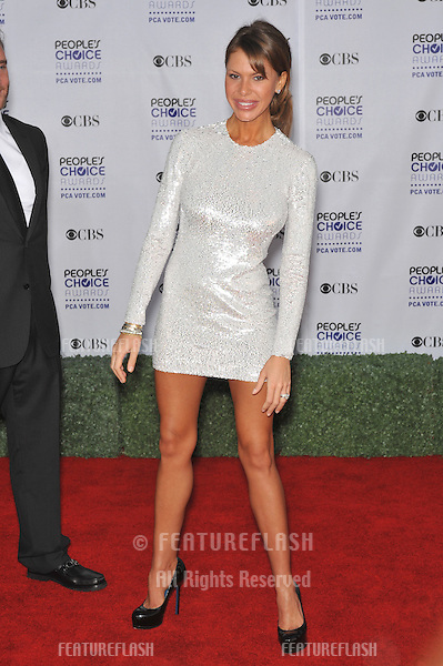Nikki Cox at the 2009 People's Choice Awards at the Shrine Theatre, Los Angeles..January 7, 2009 Los Angeles, CA.Picture: Paul Smith / Featureflash