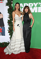 04 November 2017 - Westwood, California - Alessandra Ambrosio, Linda Cardelinni. &quot;Daddy's Home 2&quot; Los Angeles Premiere held at Regency Village Theatre. <br /> CAP/ADM/FS<br /> &copy;FS/ADM/Capital Pictures