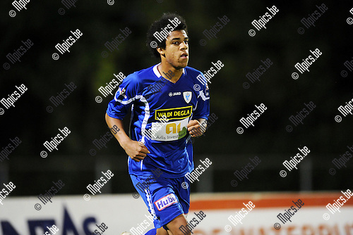 2012-09-12 / Voetbal / seizoen 2012-2013 / KV Turnhout / Kevin Eyson..Foto: Mpics.be