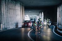 breakaway group<br /> <br /> 109th Milano-Sanremo 2018<br /> Milano &gt; Sanremo (291km)