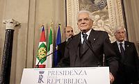 20161210 ROMA-POLITICA: CONSULTAZIONI AL QUIRINALE SULLA CRISI DI GOVERNO