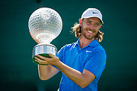 Tommy Fleetwood (ENG) winner of the Nedbank Golf Challenge hosted by Gary Player,  Gary Player country Club, Sun City, Rustenburg, South Africa. 17/11/2019 <br /> Picture: Golffile | Tyrone Winfield<br /> <br /> <br /> All photo usage must carry mandatory copyright credit (© Golffile | Tyrone Winfield)