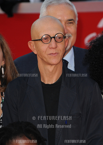 "Stephano Scialotti at the premiere of ""African Women - A Journey for a Nobel Peace Prize"" during the 6th International Rome Film Festival..{month name}28, 2011, Rome, Italy.Picture: Catchlight Media / Featureflash"