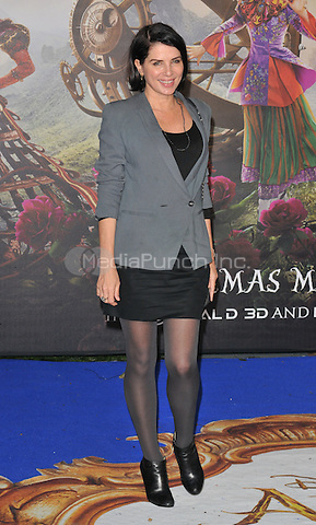 Sadie Frost at the &quot;Alice Through The Looking Glass&quot; European film premiere, Odeon Leicester Square cinema, Leicester Square, London, England, UK, on Tuesday 10 May 2016.<br /> CAP/CAN<br /> &copy;CAN/Capital Pictures /MediaPunch ***NORTH AMERICA AND SOUTH AMERICA ONLY***