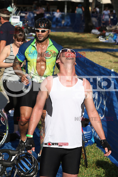 Jeffrey Donovan at the 5th Annual Nautica South Beach Triathlon to benefit the St. Jude Children.s Research Hospital. Miami Beach, Florida. April 1, 2012. © Majo Grossi/MediaPunch Inc.
