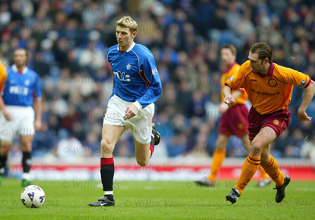 Tore Andre Flo, Rangers