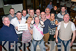 John Noonan, Cloghers, Tralee had a great night in Gally's, Tralee celebrating his 50th birthday long with many friends and family last Saturday.