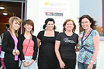 Ruth Lennon, Lauren Smyth, Sarah-Louisa Nolan from KidKast with Ann Walsh and Ann Behan at the KidKast Summer Show in The TLT...Photo NEWSFILE/Jenny Matthews.(Photo credit should read Jenny Matthews/NEWSFILE)....This Picture has been sent you under the condtions enclosed by:.Newsfile Ltd..The Studio,.Millmount Abbey,.Drogheda,.Co Meath..Ireland..Tel: +353(0)41-9871240.Fax: +353(0)41-9871260.GSM: +353(0)86-2500958.email: pictures@newsfile.ie.www.newsfile.ie.FTP: 193.120.102.198.