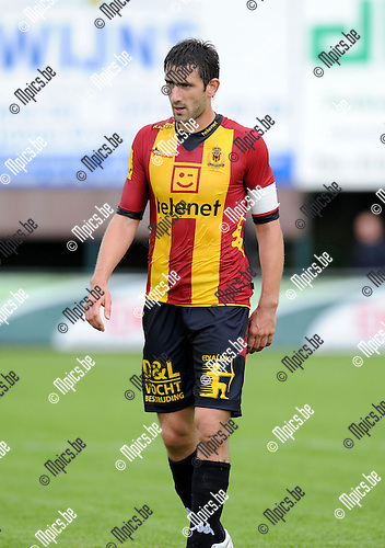 2012-06-24 / Voetbal / seizoen 2012-2013 / KV Mechelen / Maxime Biset..Foto: Mpics.be