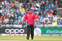 Richard Kettleborough, Umpire during India vs New Zealand, ICC World Cup Semi-Final Cricket at Old Trafford on 9th July 2019