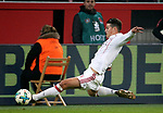 12.01.2018, Bay - Arena, Leverkusen, GER, 1.FBL, Bayer 04 Leverkusen vs FC Bayern M&uuml;nchen<br /> , im Bild<br />James Rodriguez (M&uuml;nchen)<br /> Foto &copy; nordphoto /  Bratic