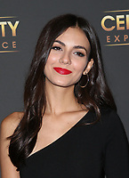 UNIVERSAL CITY CA-  Victoria Justice, At The Celebrity Experience at Director's Guild Of America, California on July 16, 2017. Credit: Faye Sadou/MediaPunch