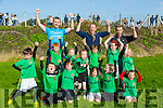 SIOBHAN COTTER BLITZ:  Enjoying the Annual Siobhan Cotter Blitz  in Churchill on Sunday were Churchill U6's