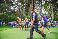 Phil Mickelson (USA) departs the 8th tee box during round 3 of the World Golf Championships, Mexico, Club De Golf Chapultepec, Mexico City, Mexico. 3/4/2017.<br /> Picture: Golffile | Ken Murray<br /> <br /> <br /> All photo usage must carry mandatory copyright credit (&copy; Golffile | Ken Murray)