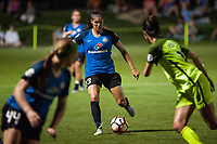 Kansas City, MO - Saturday June 17, 2017: Brittany Taylor during a regular season National Women's Soccer League (NWSL) match between FC Kansas City and the Seattle Reign FC at Children's Mercy Victory Field.