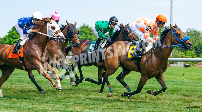 Crown Thy Good 1st time by at Delaware Park on 6/15/17