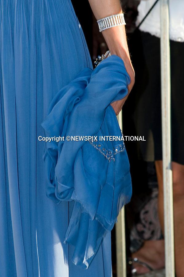 "Princess Letizia of Asturias_.The Wedding of Prince Nikolaos and Tatiana Blatnik attended by many members of European Royalty at St Nikolaos Church on the Island of Spetses_Grecce_24/08/2010.Mandatory Credit Photo: ©DIAS-NEWSPIX INTERNATIONAL..**ALL FEES PAYABLE TO: ""NEWSPIX INTERNATIONAL""**..IMMEDIATE CONFIRMATION OF USAGE REQUIRED:.Newspix International, 31 Chinnery Hill, Bishop's Stortford, ENGLAND CM23 3PS.Tel:+441279 324672  ; Fax: +441279656877.Mobile:  07775681153.e-mail: info@newspixinternational.co.uk"