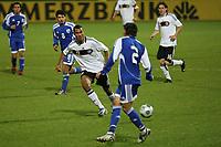 Eric-Maxim Choupo-Moting (D)<br /> U21 Deutschland vs. Israel *** Local Caption *** Foto ist honorarpflichtig! zzgl. gesetzl. MwSt. Auf Anfrage in hoeherer Qualitaet/Aufloesung. Belegexemplar an: Marc Schueler, Alte Weinstrasse 1, 61352 Bad Homburg, Tel. +49 (0) 151 11 65 49 88, www.gameday-mediaservices.de. Email: marc.schueler@gameday-mediaservices.de, Bankverbindung: Volksbank Bergstrasse, Kto.: 151297, BLZ: 50960101