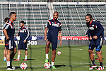 2014.12.06 MLS Cup 2014 Training