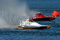 S-107, S-17    (2.5 Litre Stock hydroplane(s)