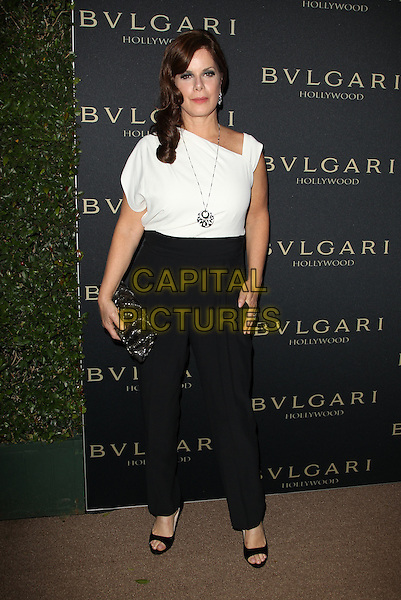 West Hollywood, CA - FEBRUARY 25: Marcia Gay Harden Attending BVLGARI Presents &quot;Decades Of Glamour&quot;, Held at Soho House California on February 25, 2014. Photo Credit:Sadou/UPA/MediaPunch<br /> CAP/MPI/SAD/UPA<br /> &copy;Sadou/UPA/MediaPunch/Capital Pictures