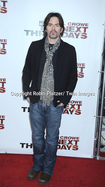 """Billy Burke of """"Twilight"""" attending the New York Special Screening of """"The Next Three Days"""" on November 9, 2010 at the Ziegfeld Theatre. The movie stars Russell Crowe, Elizabeth Banks and Olivia Wilde."""