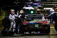 #82 BMW TEAM MTEK (DEU) BMW M8 GTE GTE PRO ANTONIO FELIX DA COSTA (PRT) AUGUSTO FARFUS (BRA) BRUNO SPENGLER (CAN)