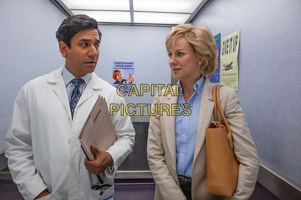 Naveen Andrews, Naomi Watts<br /> in Diana (2013) <br /> *Filmstill - Editorial Use Only*<br /> CAP/NFS<br /> Image supplied by Capital Pictures