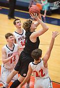 Bentonville at Heritage basketball 2/20/2018