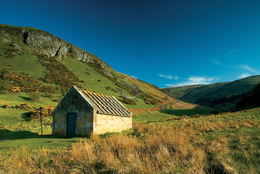 Howden Glen, The Pentland Hills, The Pentland Hills Regional Park, Lothian