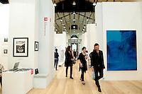 Contemporary art exhibition at the Macro Contempoarary Art Centre, Testaccio, Rome, Italy