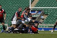 Twickenham, England. USA. Kimball KJAR, during the Churchill Cup game, Canada vs USA, at Twickenham Stadium  02/06/2007 [Mandatory Credit Peter Spurrier/ Intersport Images]