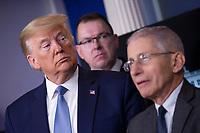 President Donald J. Trump Coronavirus Briefing