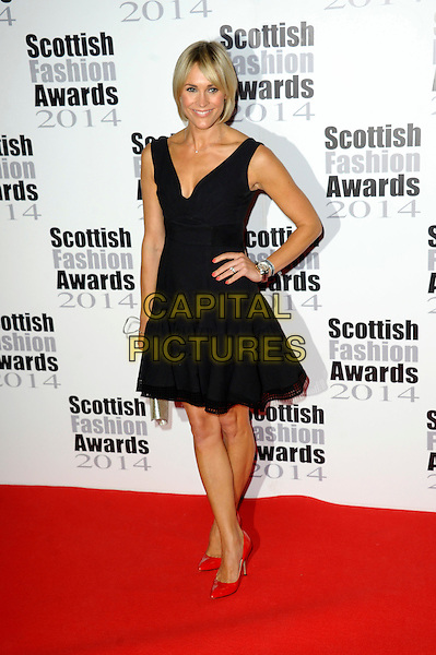Jennie Falconer attends The Scottish Fashion Awards held at 8  Northumberland Avenue, on September 1, 2014 in London, England. <br /> CAP/CJ<br /> &copy;Chris Joseph/Capital Pictures