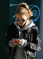 WWW.ACEPIXS.COM<br /> <br /> January 16, 2017 New York City<br /> <br /> Model Gigi Hadid out and about in Manhattan on January 16 2017 in New York City.<br /> <br /> <br /> Please byline: Zelig Shaul/ACE Pictures<br /> <br /> ACE Pictures, Inc.<br /> www.acepixs.com<br /> Tel: 1 646 769 0430<br /> Email: info@acepixs.com