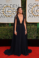 Mandy Moore at the 74th Golden Globe Awards  at The Beverly Hilton Hotel, Los Angeles USA 8th January  2017<br /> Picture: Paul Smith/Featureflash/SilverHub 0208 004 5359 sales@silverhubmedia.com