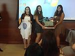 "Summer '14 3rd Place Winners - ""Paw Spaw"" dog spa & retail, L-R Esmeralda Morales, Danielle Espinoza, & Samantha Saucedo"