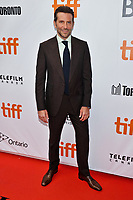 09 September 2018 - Toronto, Ontario, Canada -  Bradley Cooper. &quot;A Star Is Born'&quot; premiere during 2018 Toronto International Film Festival at Roy Thomson Hall. <br /> CAP/ADM/BPC<br /> &copy;BPC/ADM/Capital Pictures